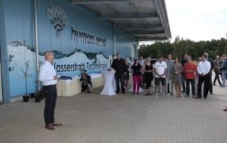 Human Med Eröffnung neue Halle