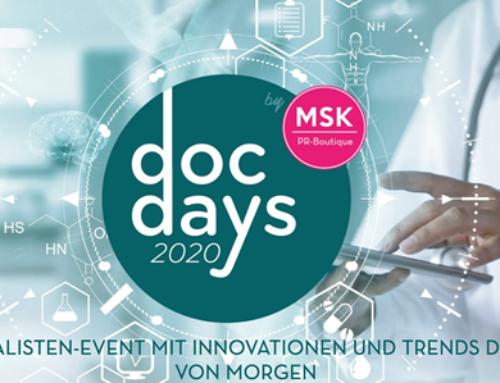 Video: DocDays 2020 und die 8 Zukunftstrends der Medizin